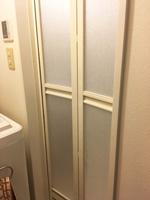 浴室アクリルドア交換